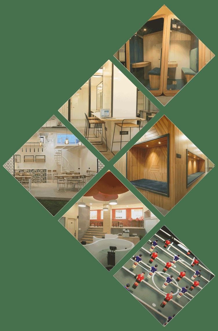 The Executive Zone Interiors - Gallery